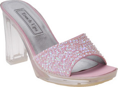 Pink Prom Shoes